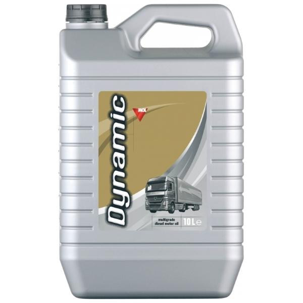 SLOVNAFT MOL Dynamic Synt Diesel 10W-40, 10 L kanister