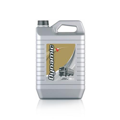 SLOVNAFT MOL Turbo Diesel 15W-40, 10L kanister