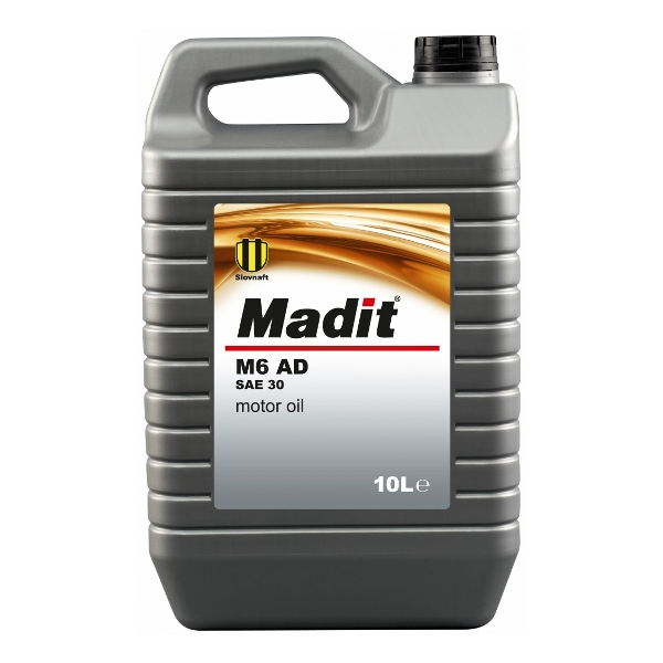 Madit M6 AD, 10 L kanister
