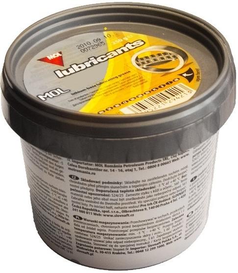 SLOVNAFT MOL Calton G3, 250 g dóza