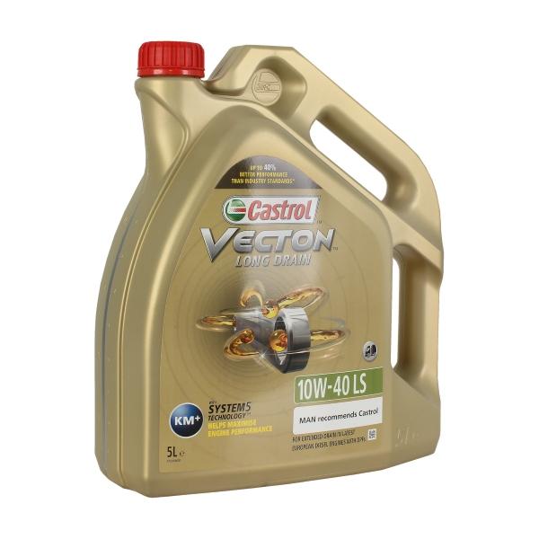 Castrol Vecton Long Drain LS 10W-40 5L