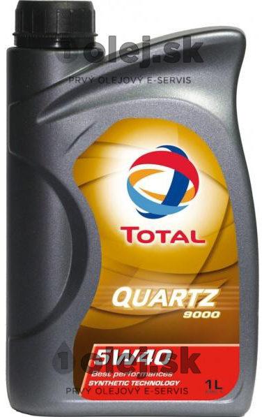 Total Quartz 9000 5W-40 1 l