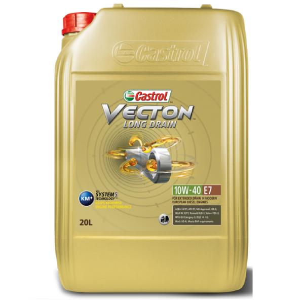 Castrol Vecton E7 10W-40 20L