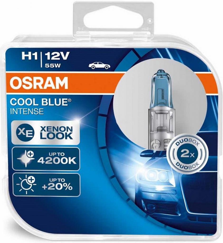 Osram Cool Blue Intense 64150CBI-HCB H1 P14.5s 12V 55W