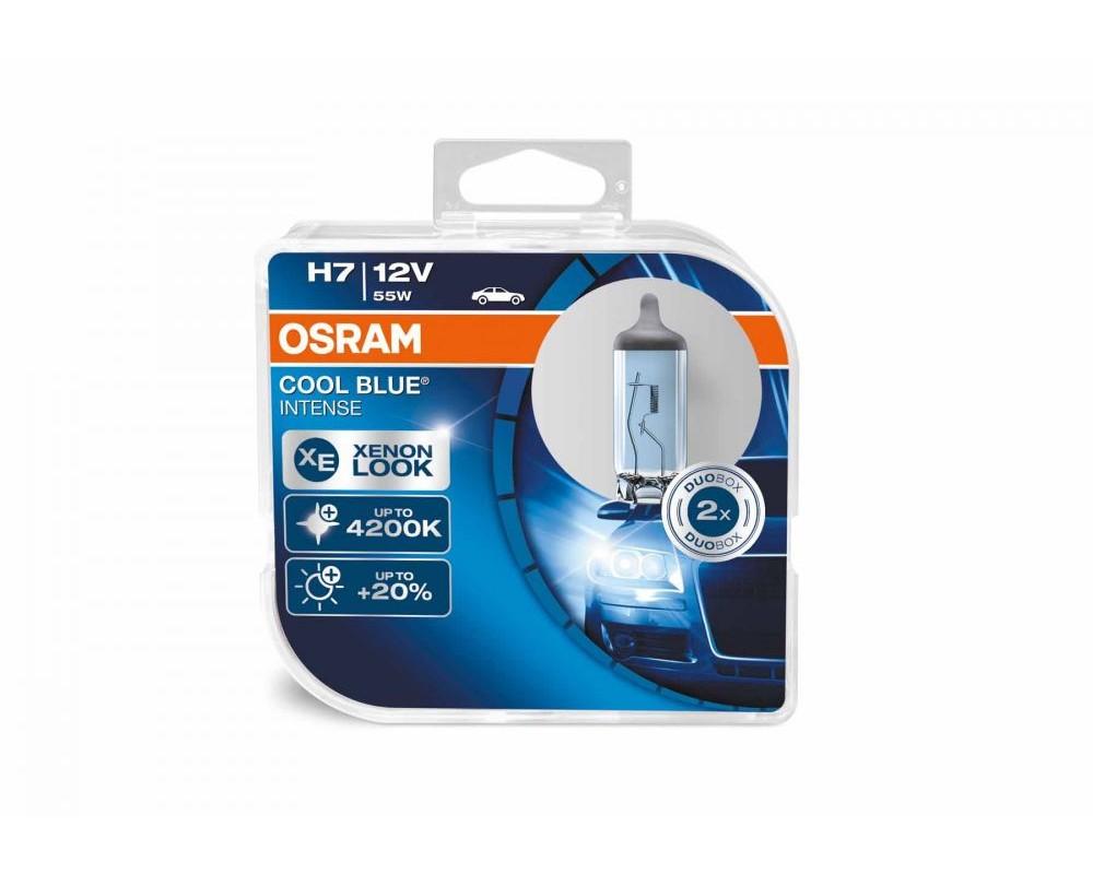 Osram Cool Blue Intense 64210CBI-HCB H7 PX26d 12V 55W 64210CBI-HCB
