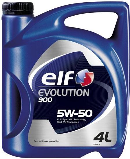 Elf Evolution 900 5W-50 4 l
