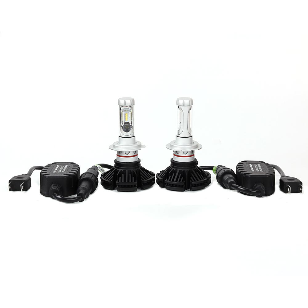 LED autožiarovka H7 - sada