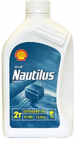 Shell Nautilus Premium Outboard 2T 1L