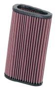KN HA-5907 Vzduchový filtr K&N MOTO