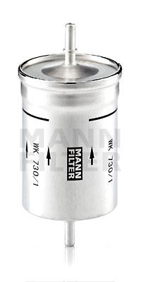 Palivový filter Mann Filter WK730/1