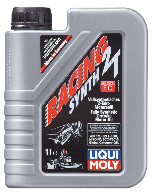 Liqui Moly 1505 motorový olej
