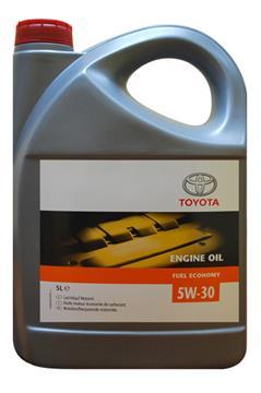 Toyota Fuel Economy 5W-30 A1/B1, A5/B5 5L
