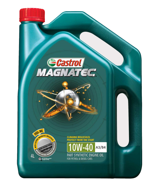 Castrol Magnatec A3/B4 10W-40 4 l
