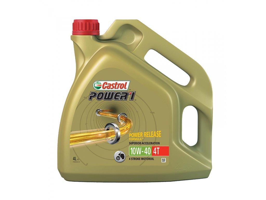 Castrol Power1 4T 10W-40 4L
