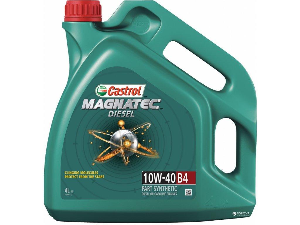 Castrol Magnatec Diesel B4 10W-40 4 l