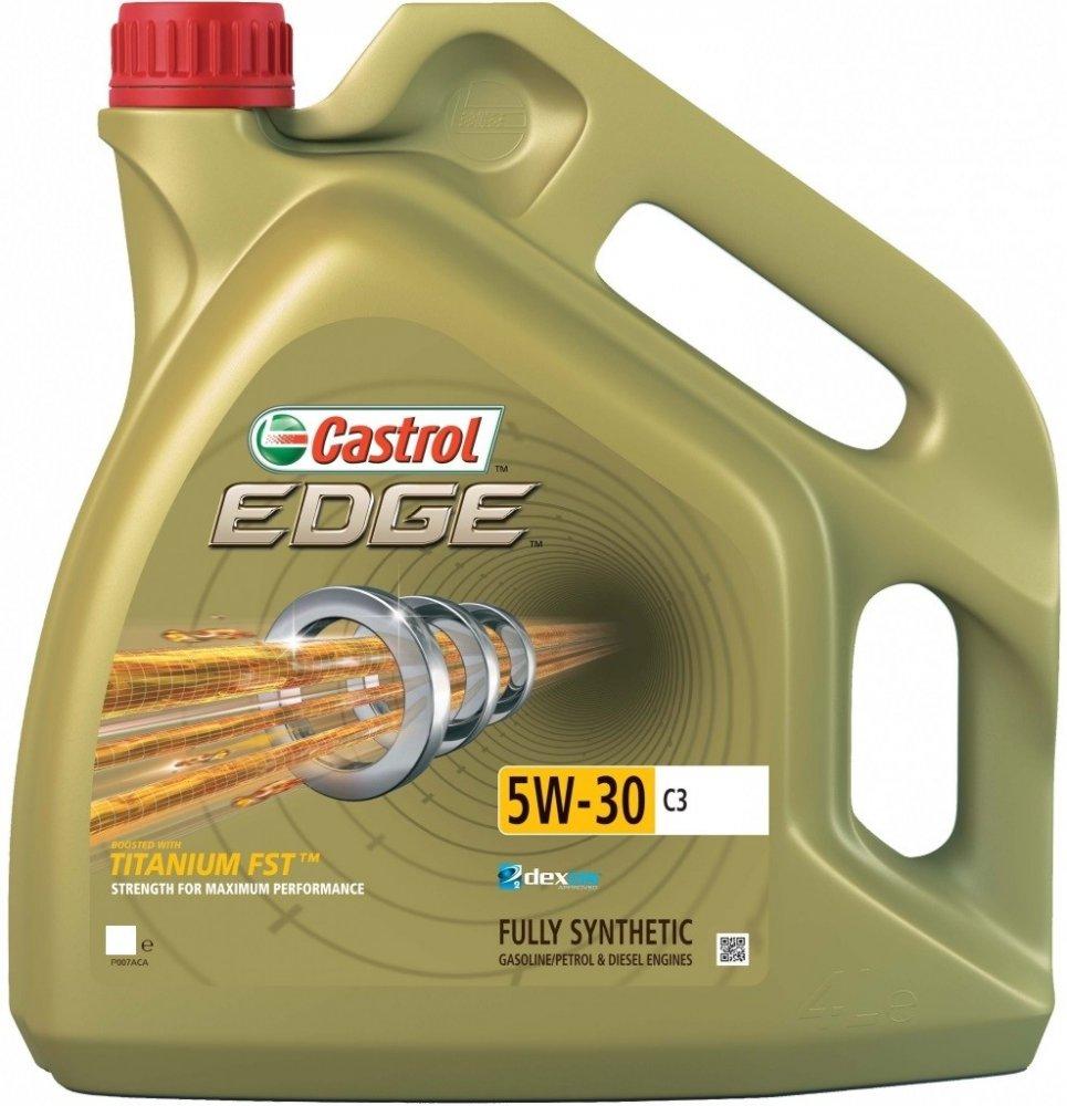 Castrol Edge Titanium FST C3 5W-30 5 l