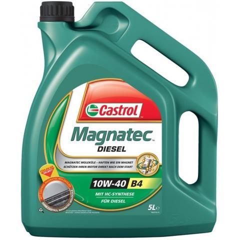 Castrol Magnatec Diesel B4 10W-40 5 l