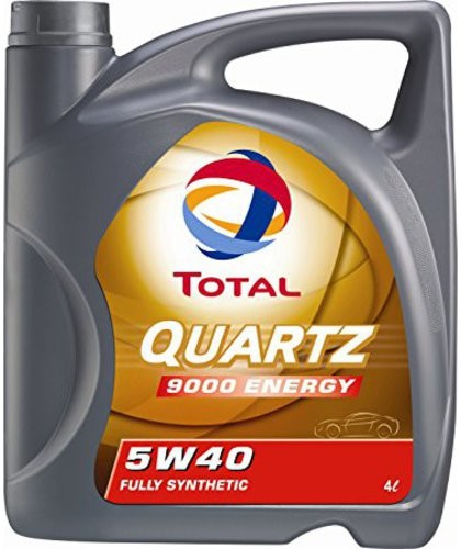 Total QUARTZ 9000 Energy 5W-40 4L