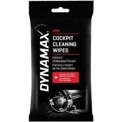 DYNAMAX DXI4 čistiace utierky na palubnú dosku