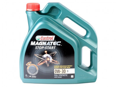 Castrol Magnatec Stop-Start D 0W-30 4 l
