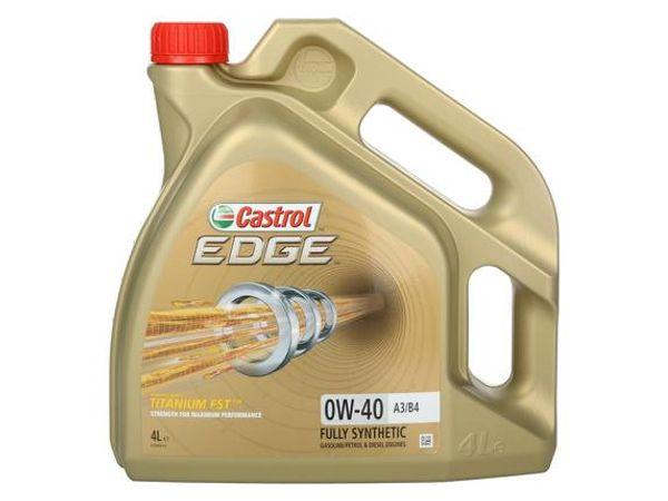 Castrol Edge Sport Titanium 0W-40 4L