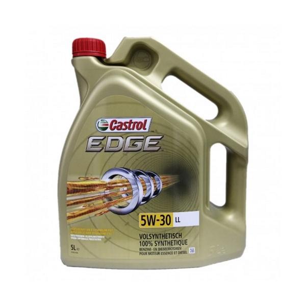 Castrol Edge Titanium FST LL 5W-30 5 l