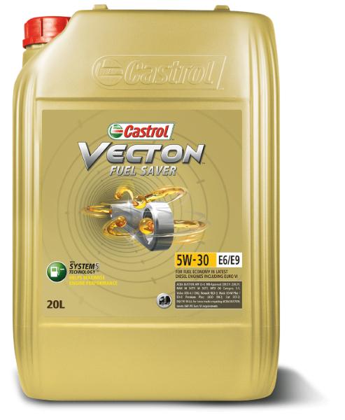 Castrol Vecton E6/E9 5W-30 20L