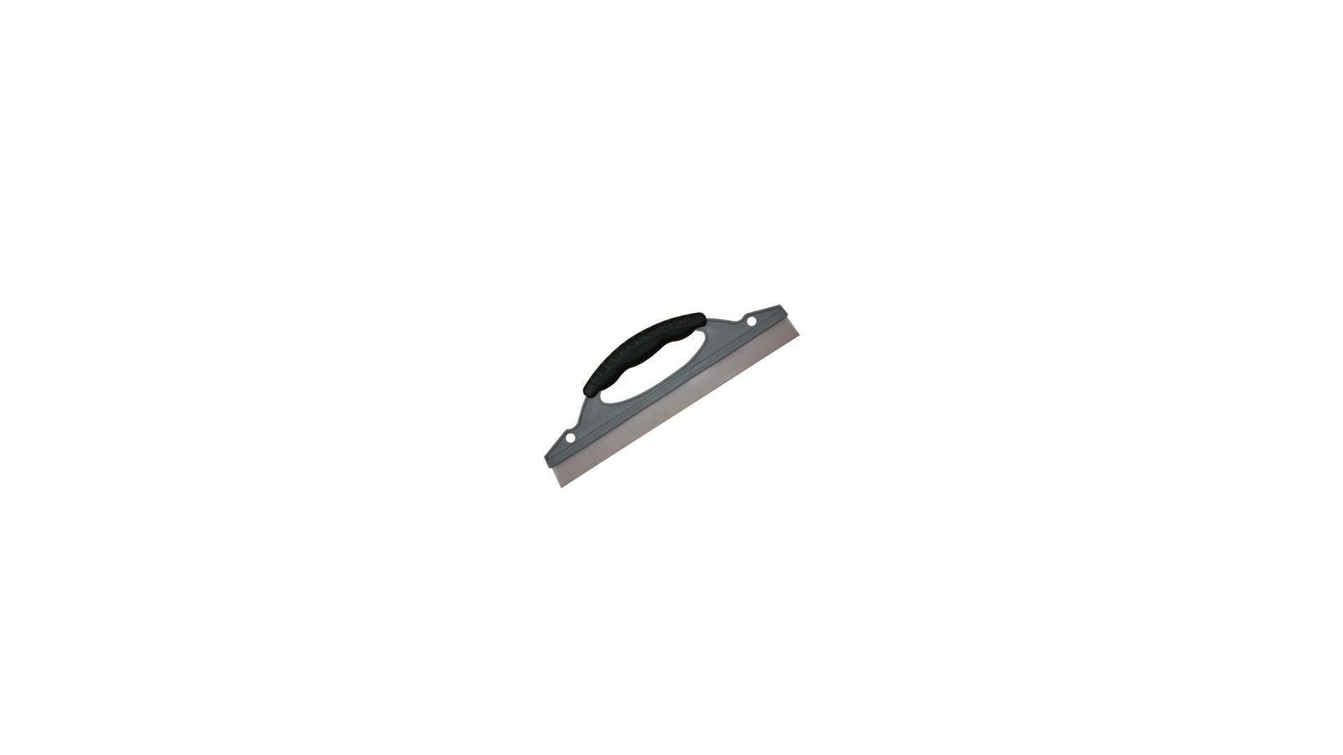 Walser silikónová stierka šedo čierna