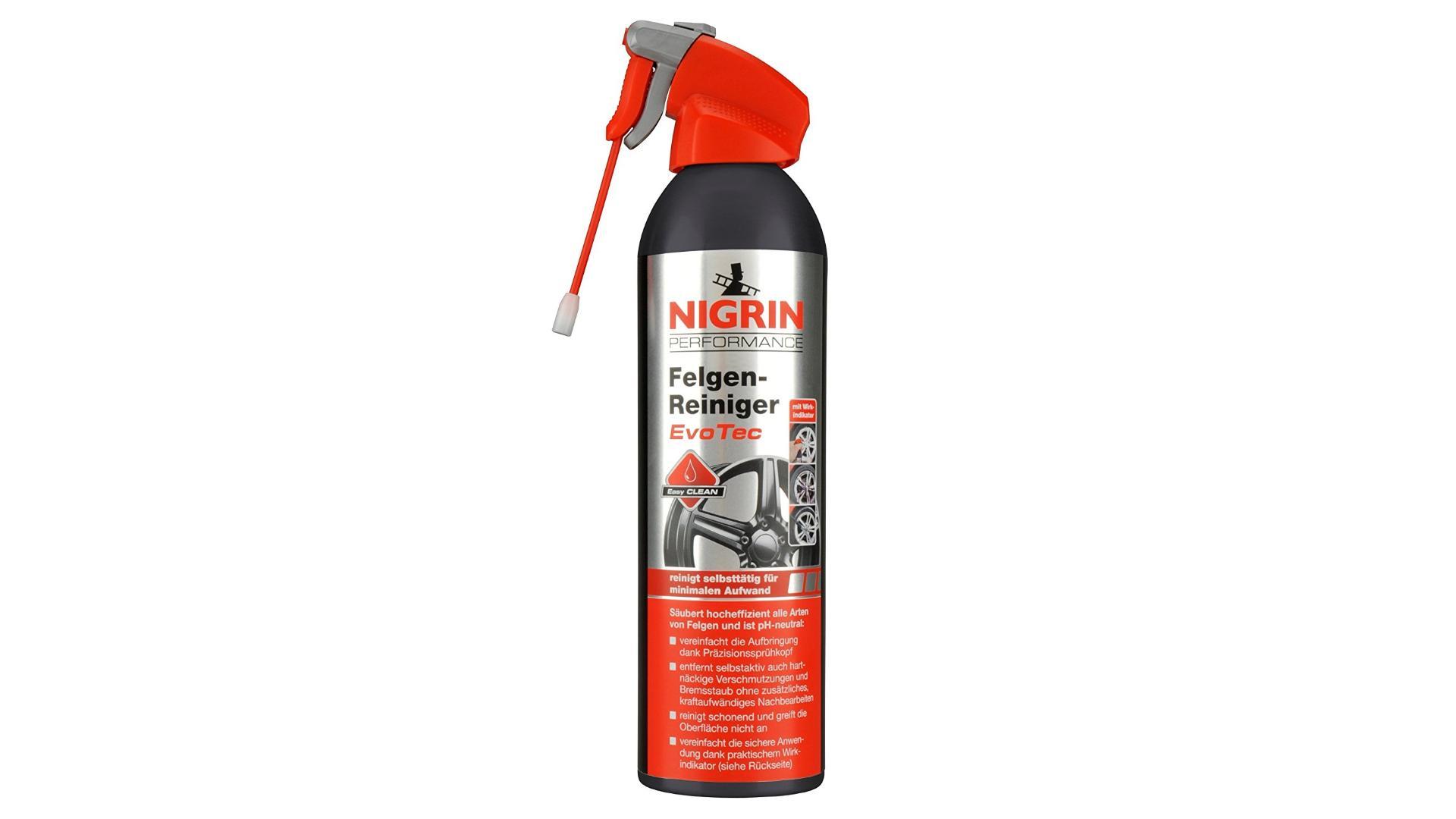 NIGRIN Sprej na čistenie diskov EvoTec 500ml