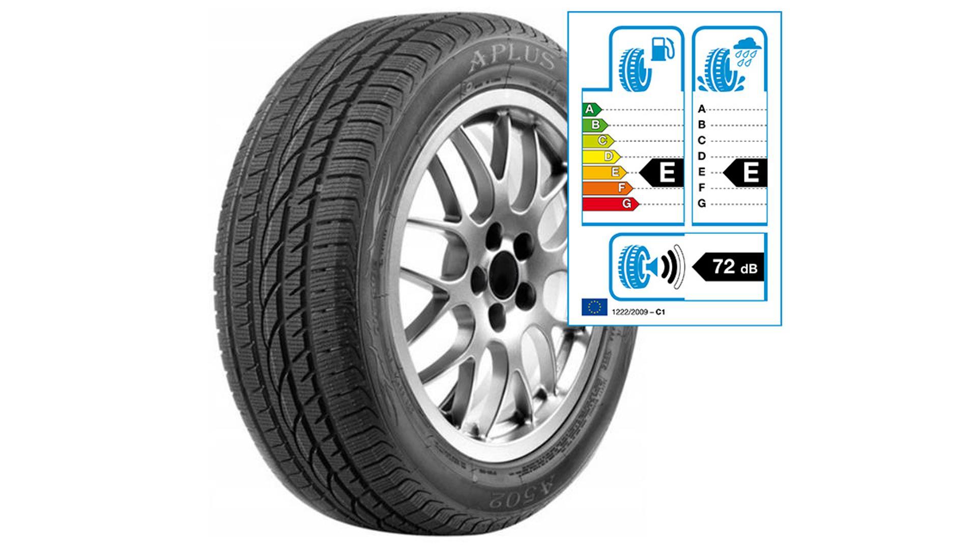 A502 Zimná pneumatika 195/65R15 91H