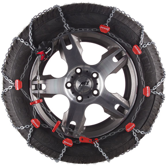 Pewag Servo RS 79 – snehové reťaze pre športové vozidlá