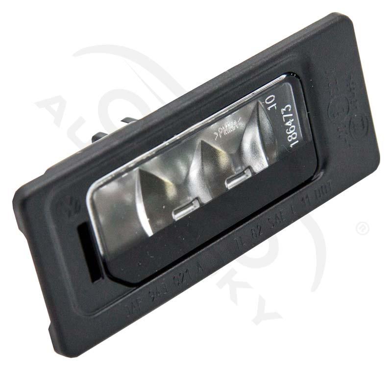 LED osvetlenie ŠPZ - originál VAG 3AF943021A