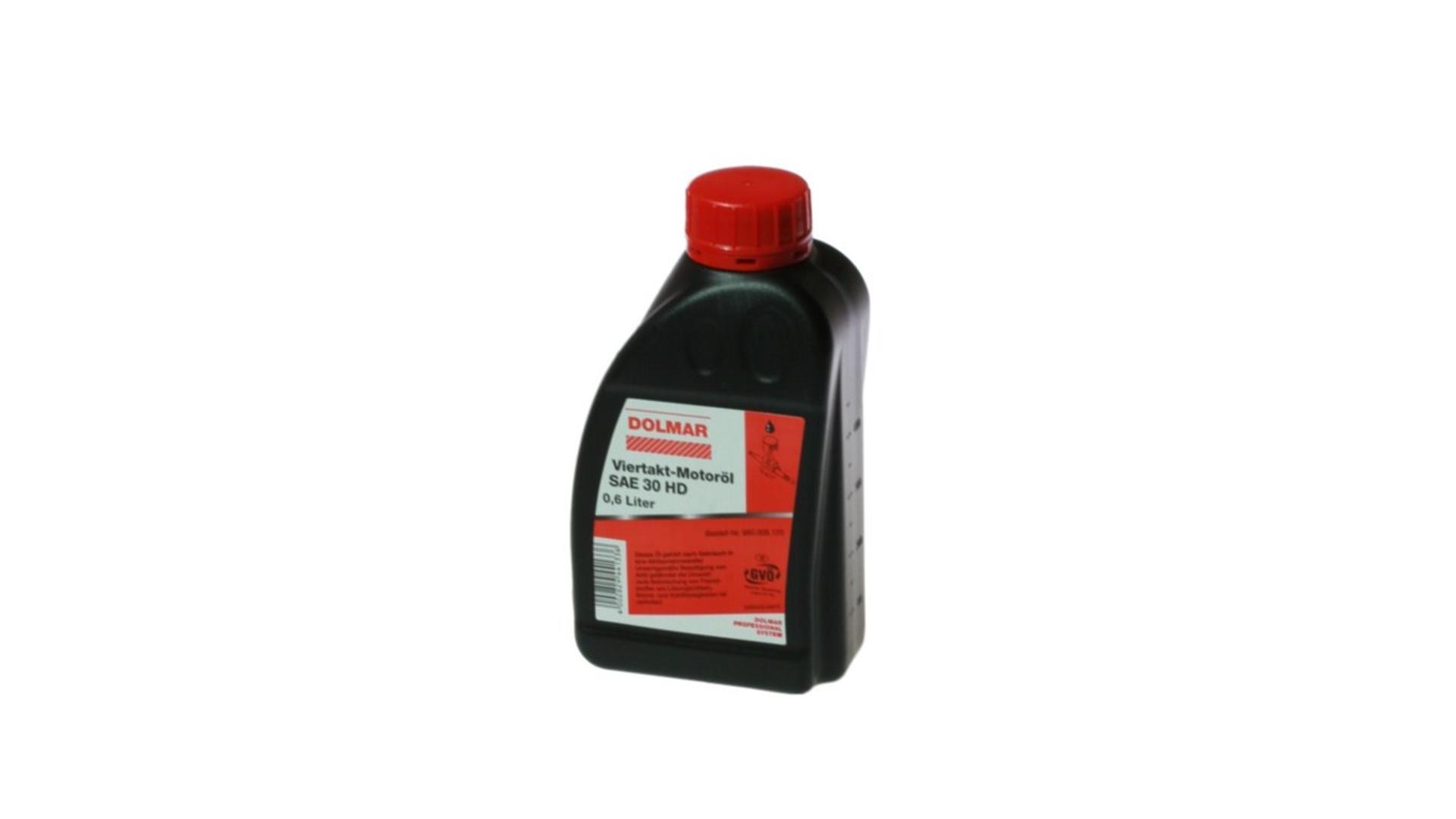 DOLMAR Olej do 4-taktných motorov 600ml