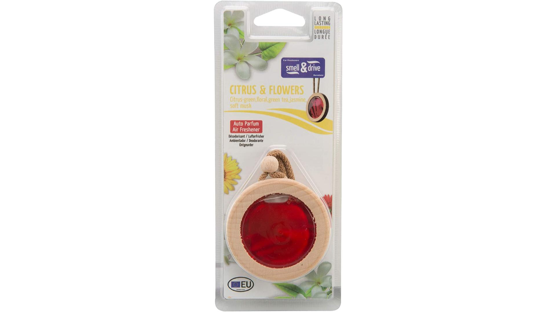 SMELL & DRIVE Membrane 6 ml citrus flower