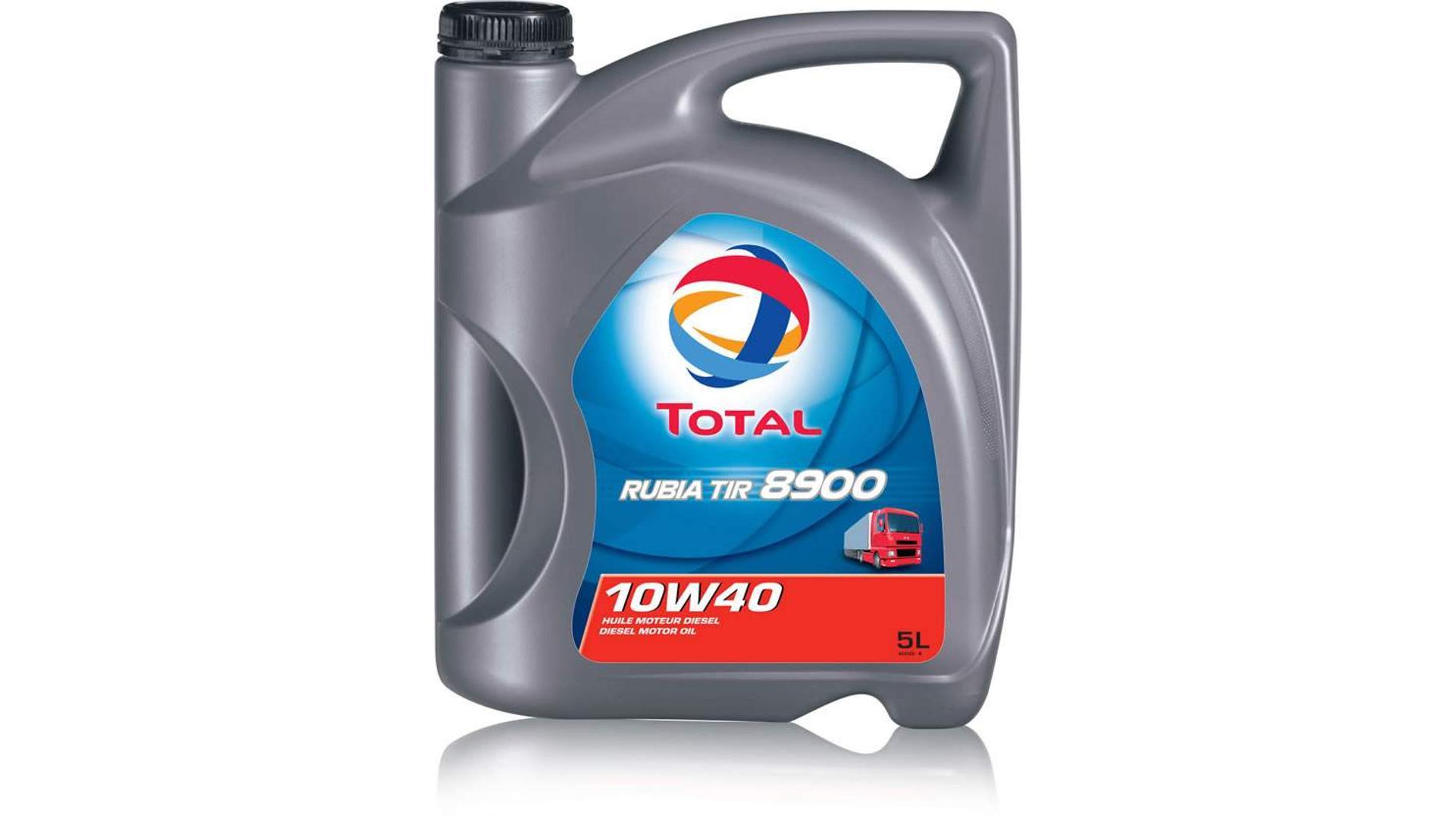 Total 10w-40 Rubia Tir 8900 5L (156672)