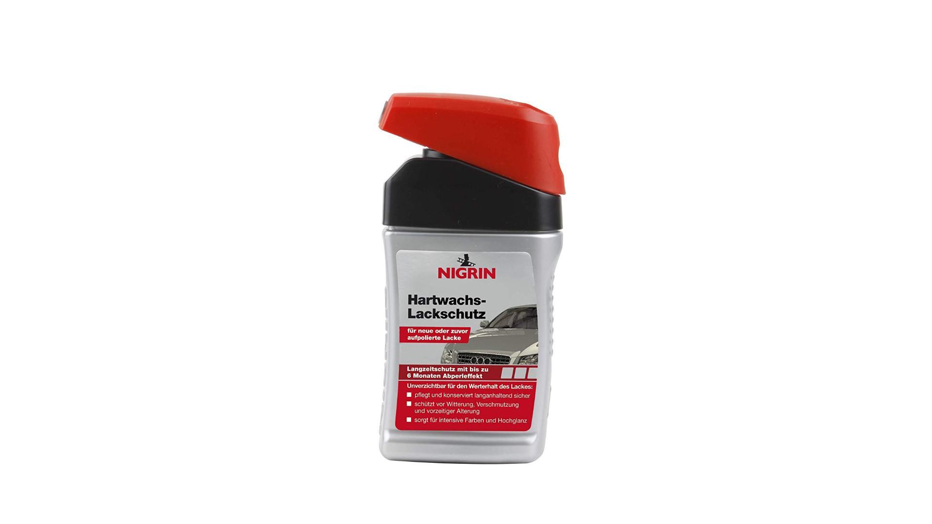 NIGRIN Tvrdy vosk na ochranu laku 300ml