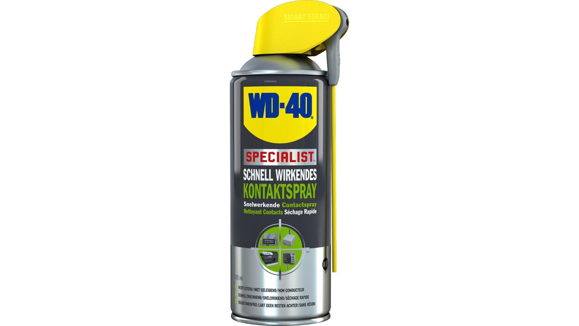 WD-40 Univerzálny mazací sprej Specialist WLG