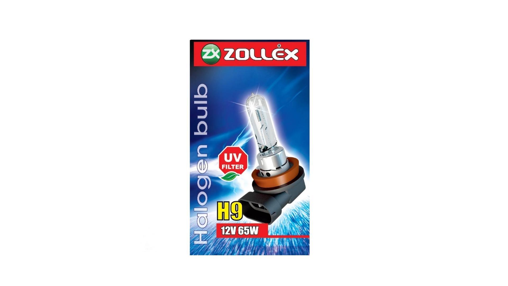 ZOLLEX Halogénová žiarovka H9 12V 65W 59624 Standard