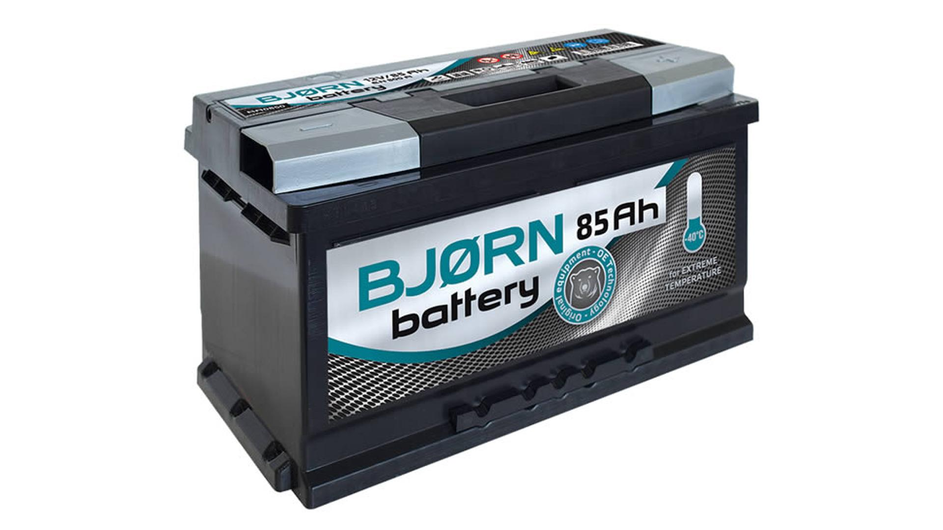 BJORN batterie 12V/85Ah (BA0850)