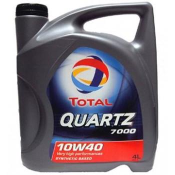 Total QUARTZ DIESEL 7000 10W-40 4L