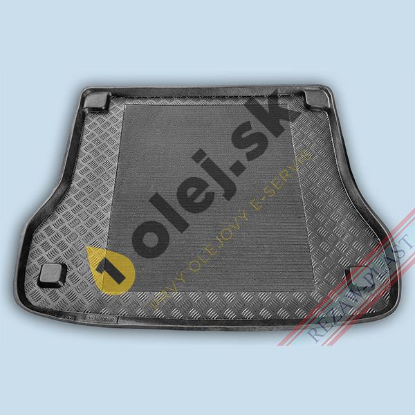 Koberce gumenné Vaňa do kufra Citroen C5 Combi (2001-2008) s deliacou prepážkou