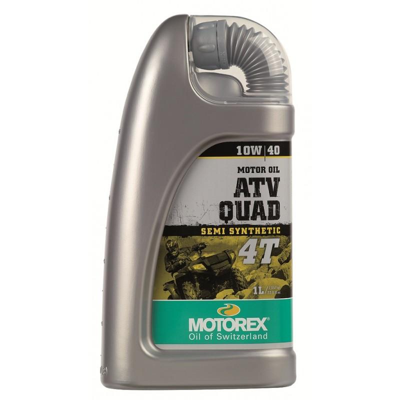 MOTOREX ATV QUAD 4T SAE 10W/40 1L