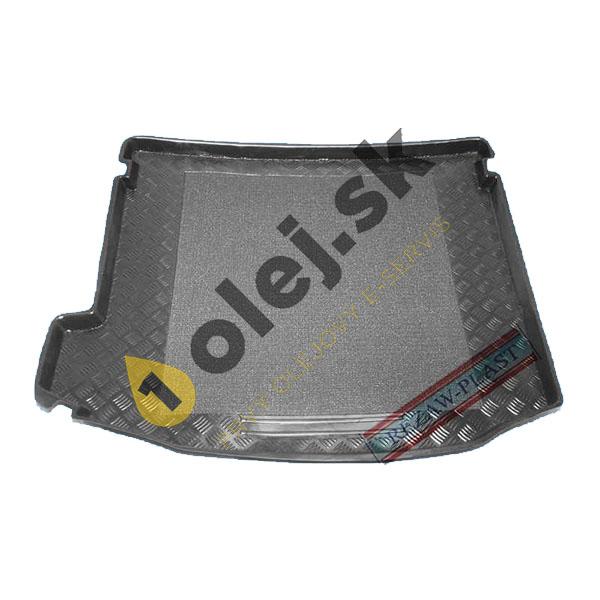 Koberce gumenné Vaňa do kufra Renault Megane Combi (1999-2002) odkladacia kapsa na ľavej strane
