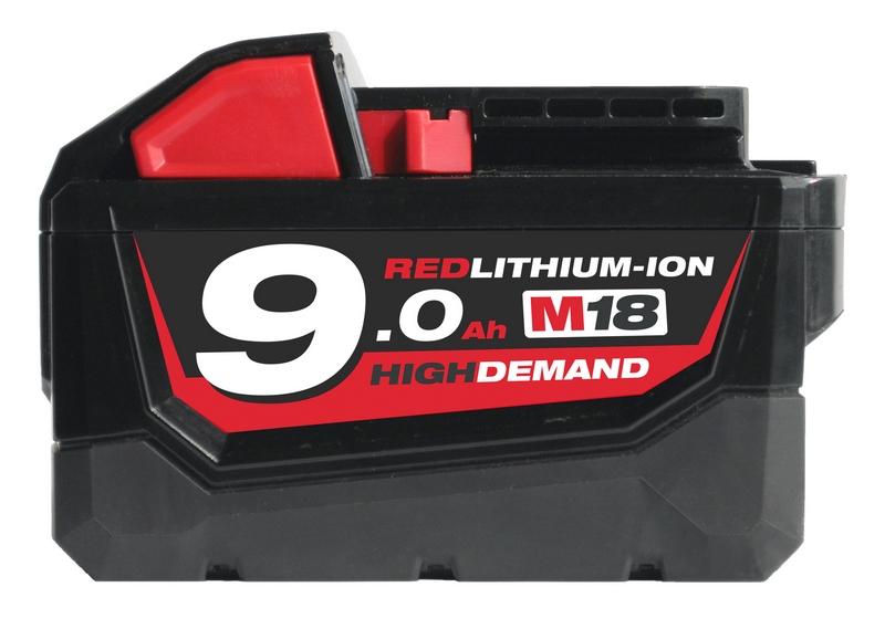Akumulátor MILWAUKEE M18 B9 – 9.0Ah