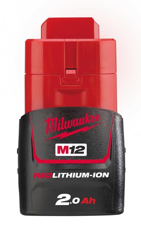 Akumulátor MILWAUKEE M12 B2 – 2.0Ah