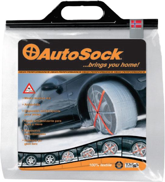 AutoSock 605 – textilné snehové reťaze pre osobné autá