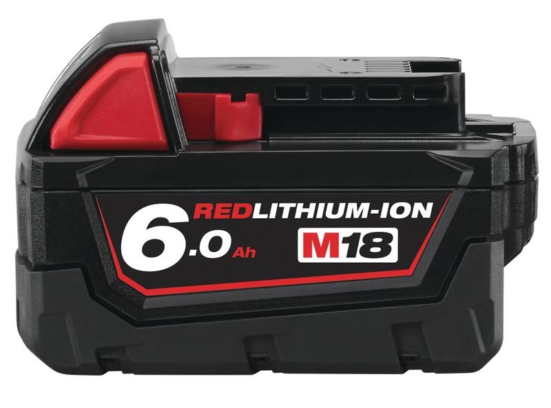 Akumulátor MILWAUKEE M18 B6 – 6.0Ah
