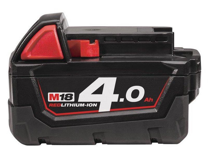 Akumulátor MILWAUKEE M18 B4 – 4.0Ah
