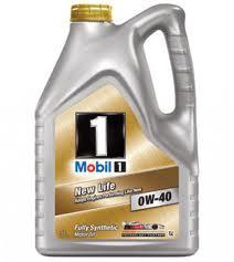 Mobil FS (New Life) 0W-40 5 l