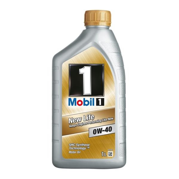 Mobil FS (New Life) 0W-40 1 l